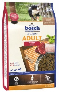 Bosch Adult Lamb & Rice 15kg