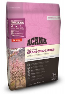 Acana SINGLES Grass-Fed Lamb & Okanagan Apple 2 kg