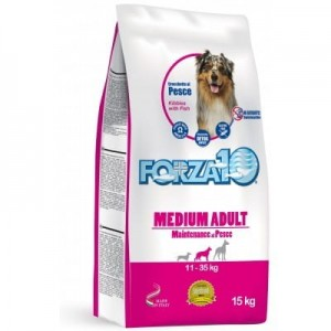 FORZA10 Maitenance Medium z rybą 15 kg