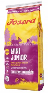Josera Mini Junior small breed 15 kg