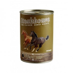 Meat Love PURE HORSE 400G