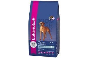 Eukanuba Mature & Senior Large Breed Jagnięcina z ryżem 12 kg