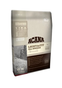 Acana Light & Fit Dog 340 g