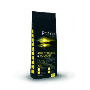 PROFINE Adult Chicken and Potatoes  15kg