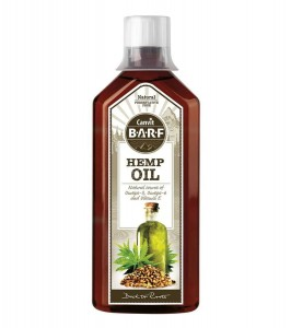 CANVIT BARF HEMP OIL 500 ml