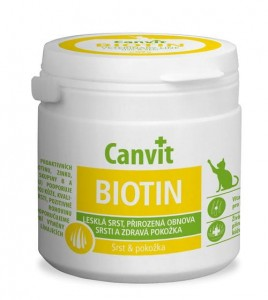 CANVIT BIOTIN FOR CATS 100 g
