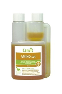 CANVIT AMINO SOL. FOR DOGS AND CATS 125 ml