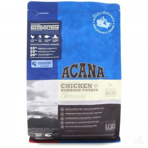 Acana Chicken & Burbank Potato 340 g
