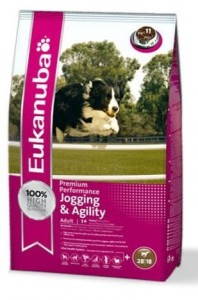 Eukanuba Adult Platinum Performance Jogging & Agility 15 kg