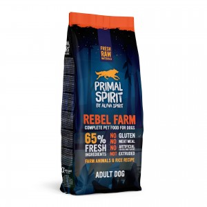 Primal Spirit Rebel Farm 12 kg