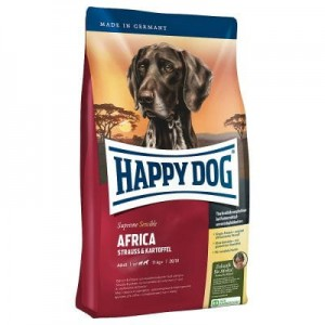 Happy Dog Supreme Africa Afryka 12,5kg