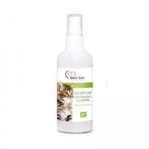 OVER ZOO Cat Off 100 ml