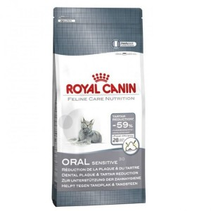 Royal Canin Oral Sensitive Feline 8 kg