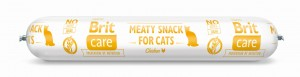 Brit Care Cat Sausage Meaty Snack Chicken 80 g