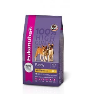 Eukanuba Puppy Medium Breed 15 kg