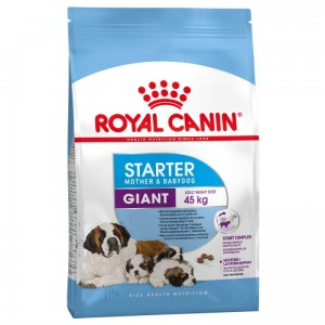 Royal Canin Giant Starter Mother & Babydog 15 kg