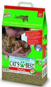 Cat's Best Eco Plus 20l