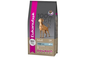 Eukanuba Adult Large Breed Jagnięcina z ryżem 12 kg